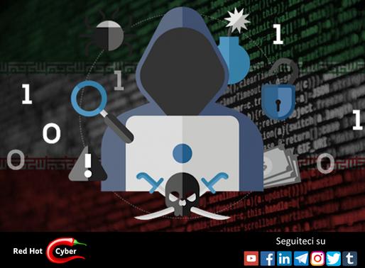 Check Point descrive in dettaglio la campagna di spionaggio in corso del gruppo di hacker iraniani.