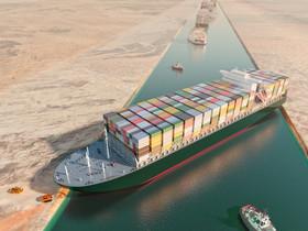 Canale di Suez: antiquato e a rischio Cyber.