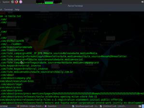 Programmi hacker: GetAllUrls, per scovare tutte le URL di un sito.