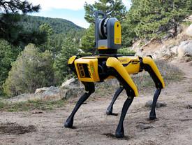 Il robot Spot della Boston Dynamics, inizierà a sorvegliare le fabbriche della Kia.