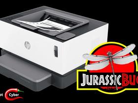 Jurassic bug: 16 anni nei driver delle stampanti HP. Finalmente è stato corretto.