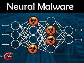 NeuralWare: Un malware nascosto in una rete neurale? Si è possibile.