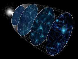 Uchuu: l'universo in un cubo di bit.
