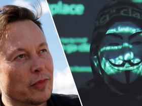 Elon Musk risponde ad Anonymous.