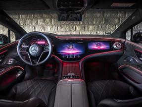 Mercedes Benz Drive Pilot. Con la EQS 2022, si va nello spazio.