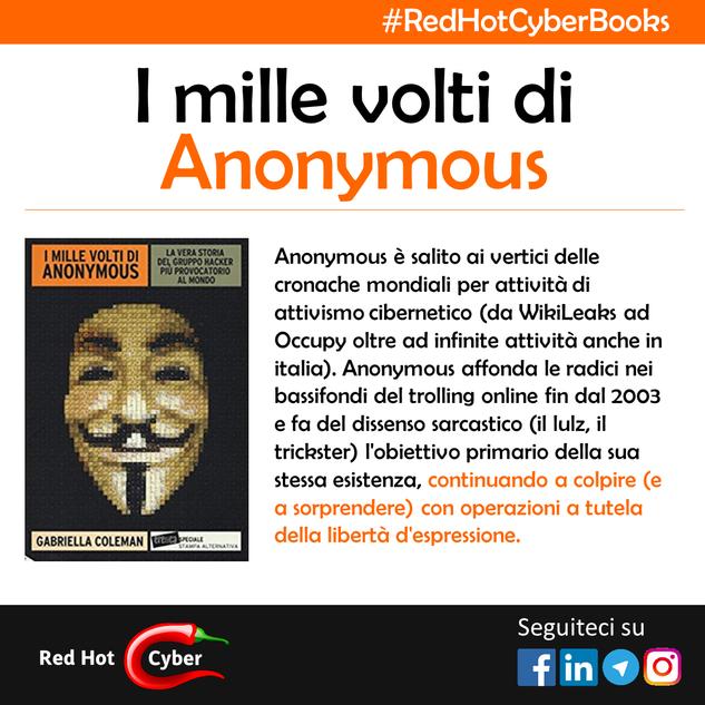 I mille volti di Anonymous