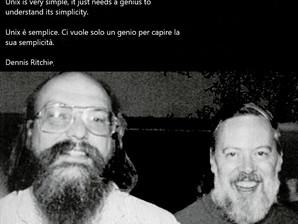 La storia del sistema operativo UNIX (seconda parte).