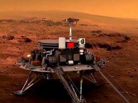 Dal Cyberspazio allo Spazio. La Cina sfida gli USA su Marte con il suo rover.