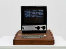 Apple 1 in vendita per 1,5 milioni di dollari.