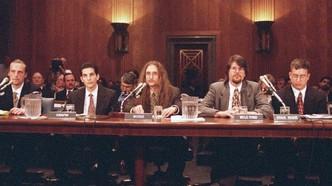 Il gruppo hacker LOpht, nel 1998 predisse il futuro di internet, ma gli USA non li ascoltarono.