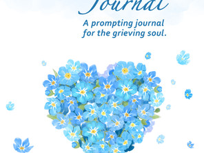 Remembrance Journal                               A prompting journal for the grieving soul.