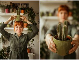 """Inspiráló egyéniségek: Földes Viki, a """"plantlady"""""""