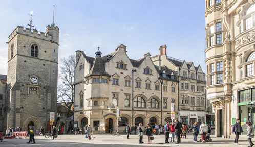 St Aldates Student Accomodation - Oxford