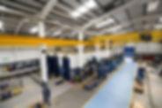Schlumberger Factory Newtownabbey painti