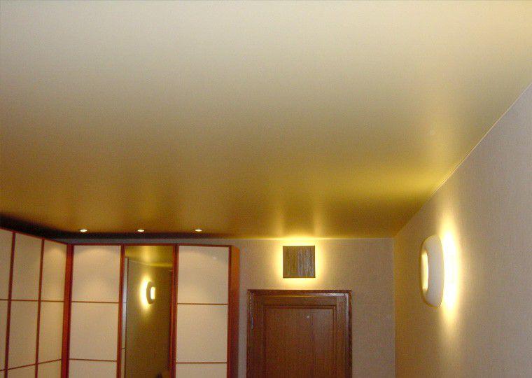 сатин цветной комната