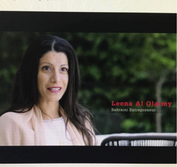Leena Olaimy on Bahrain Economic Development Board video for CNN