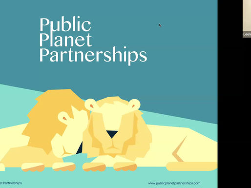 Public-Planet Partnerships: How to Design Interspecies Collaborations