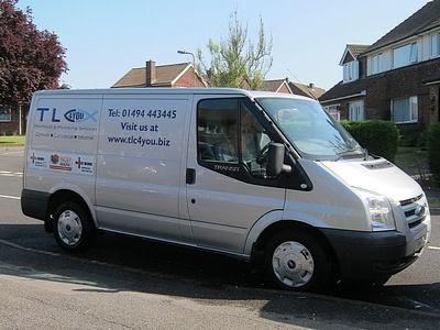TLC4YOU Van