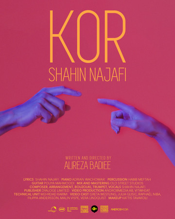 Shahin Najafi / Kor Video Art