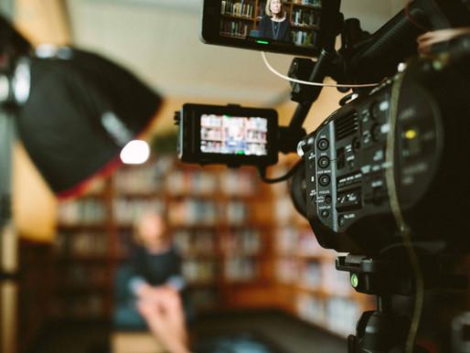 5 Anledningar till varför du ska inkludera videomarknadsföring under 2019