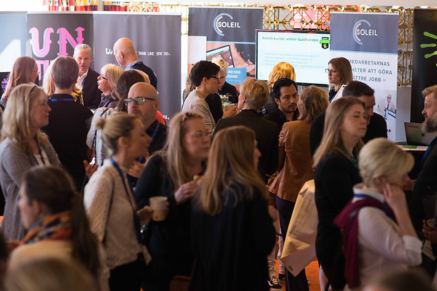 Smarta Intranät 2018 eventfoto eventfilm företagsfilm