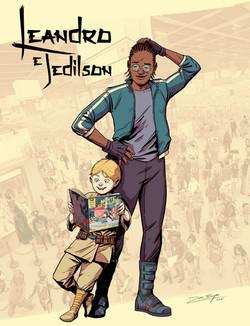 Leandro e Jedilson