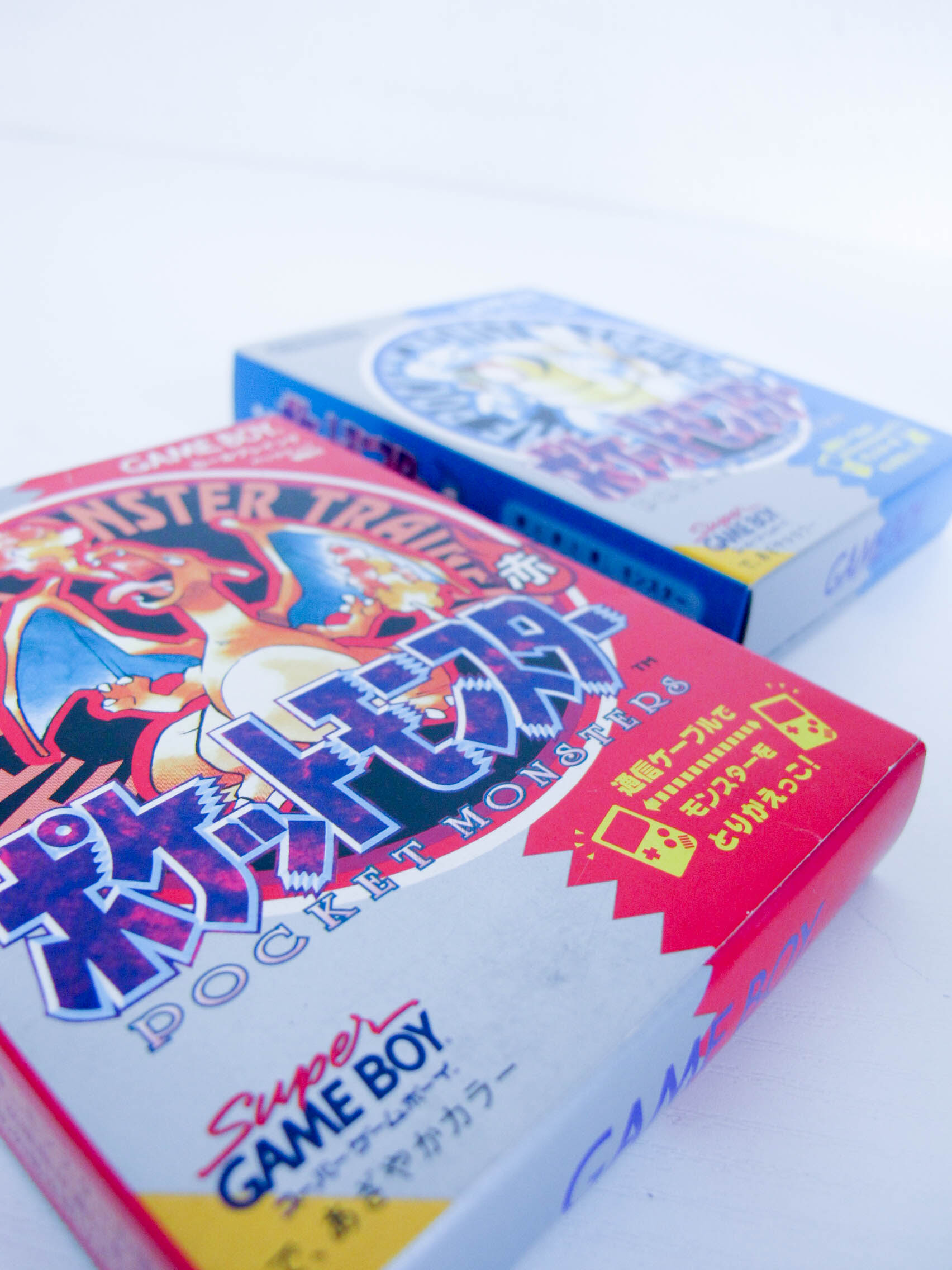 Assorted Pokemon titles