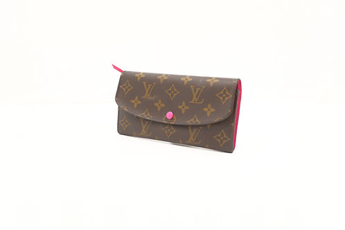 buy preloved Louis Vuitton Emilie pink interior