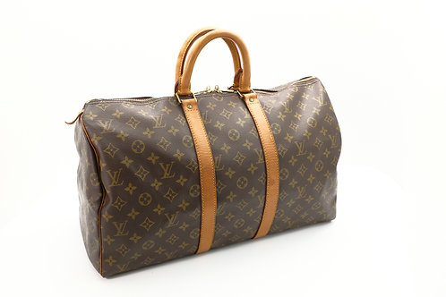 Buy pre loved Louis Vuitton Keepall 45