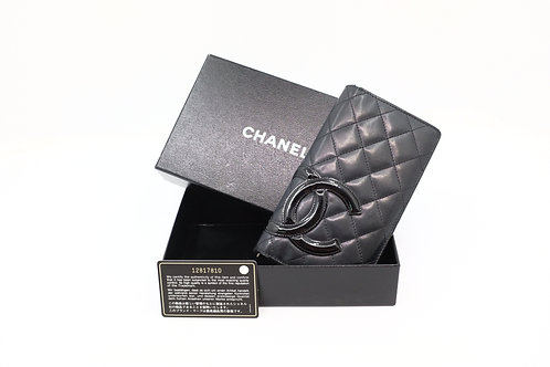 Buy preloved authentic Chanel Cambon long wallet