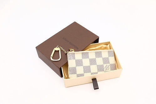 Louis Vuitton Cles in DA with box and dust cover