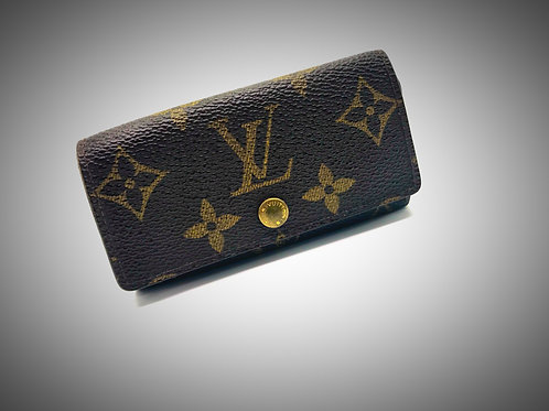 buy pre owned Louis Vuitton 4 key holder