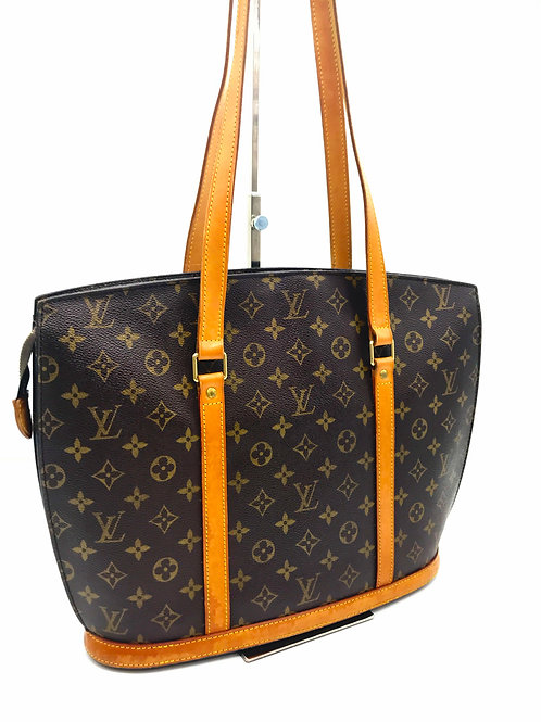 buy pre loved Louis Vuitton Babylone