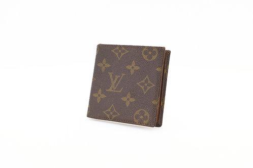 buy Louis Vuitton Men's bifold wallet monogram