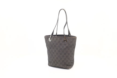 Gucci Tote Bag in Grey GG Canvas