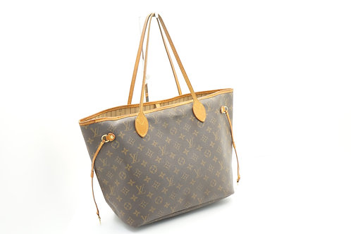 buy pre owned Louis Vuitton Neverfull MM