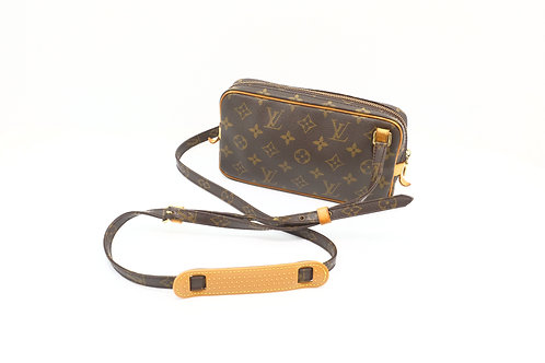 Louis Vuitton Pochette Marly Bandouliere in Monogram Canvas