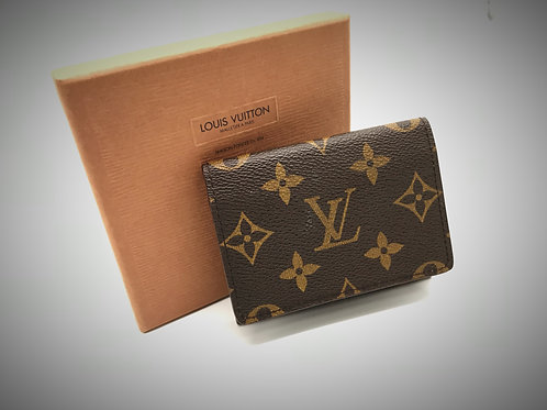 Louis Vuitton Card Case with box