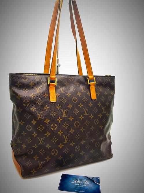 buy pre loved Louis Vuitton Cabas Mezzo