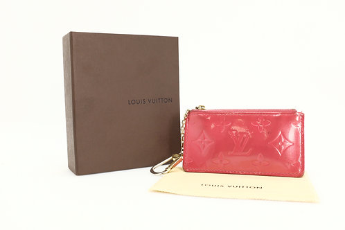 Louis Vuitton Pink Cles including Box & Dust Cover