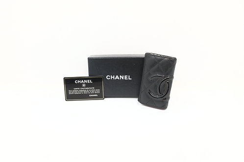 Pre loved Chanel cambon key case