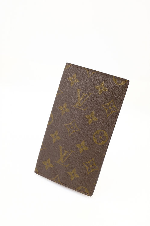 Buy pre loved Louis Vuitton Vintage Checkbook cover