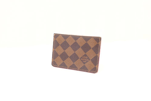 Louis Vuitton Caissa Card Case Damier