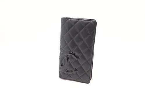 Buy preloved Chanel Cambon long wallet