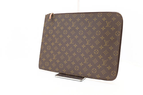Louis Vuitton Document Case in Monogram Canvas