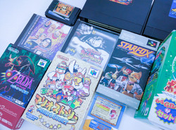 A collection of games
