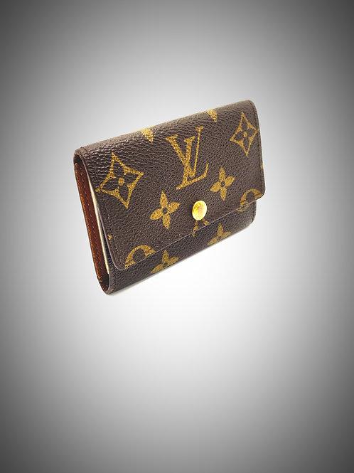 pre loved Louis Vuitton 6 key holder