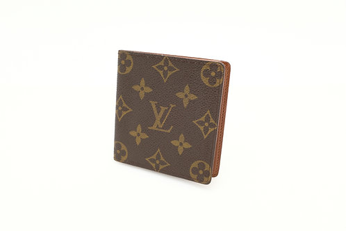 Louis Vuitton Men's bifold wallet monogram