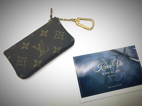 pre loved Louis Vuitton Cles monogram