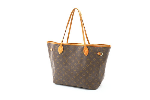 buy pre loved Louis Vuitton Neverfull MM in monogram